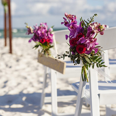 Hilton Garden Inn Fort Walton Beach FL Beach Weddings Featured Image