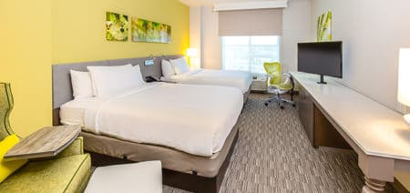 Two Queen Beds Inland | Hotel Rooms | Hilton Garden Inn Fort Walton Beach Featured Image
