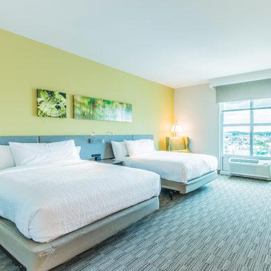 Fort Walton Beach FL Hilton Garden Inn Double Queen Inland Feature