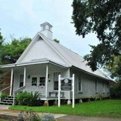 Hilton Garden Inn Fort Walton Beach FL Camp Walton Schoolhouse Museum