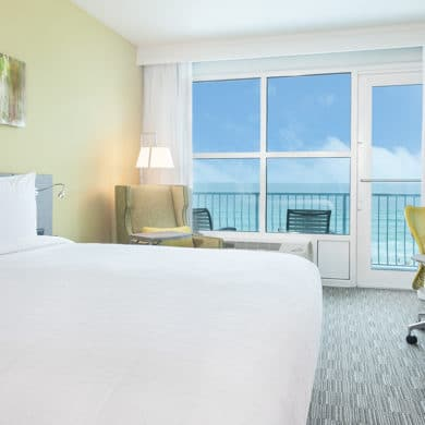 Hilton Garden Inn Fort Walton Beach FL King Beachfront