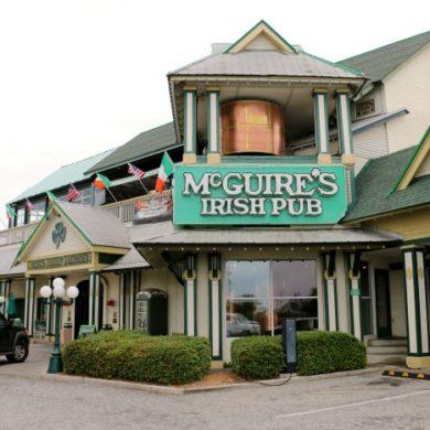 Hilton Garden Inn Fort Walton Beach FL McGuire's Irish Pub Destin FL