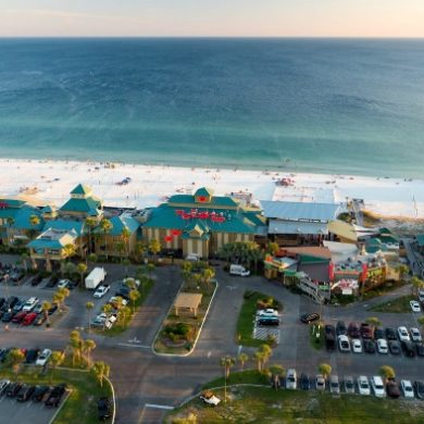 Hilton Garden Inn Fort Walton Beach Fl The Boardwalk Okaloosa Island