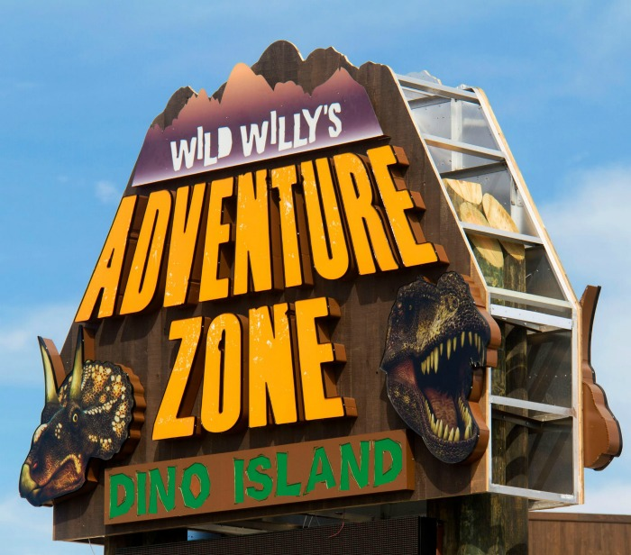 Hilton Garden Inn Fort Walton Beach FL Wild Willy's Adventure Zone